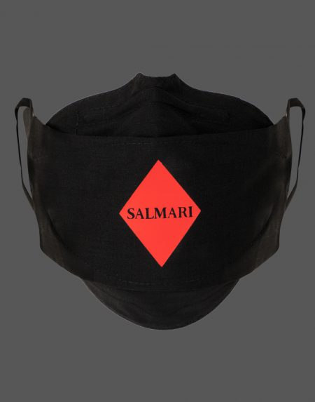 Samari Face Mask front